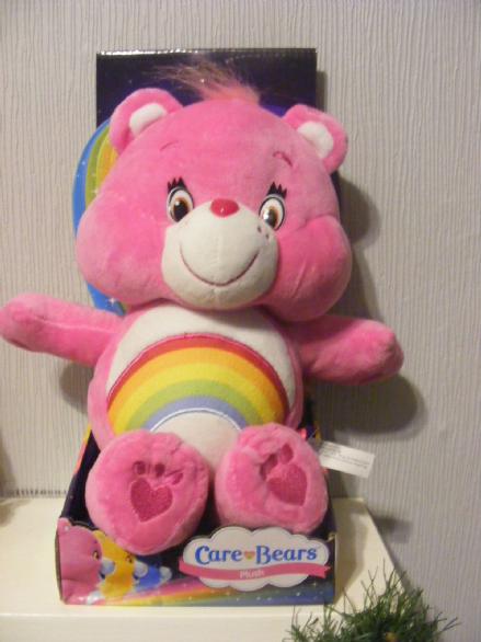 Brand New & Boxed Cheer Care Bear